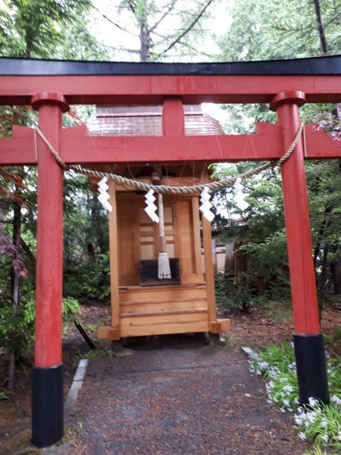 平岸天満宮・太平山三吉神社の末社