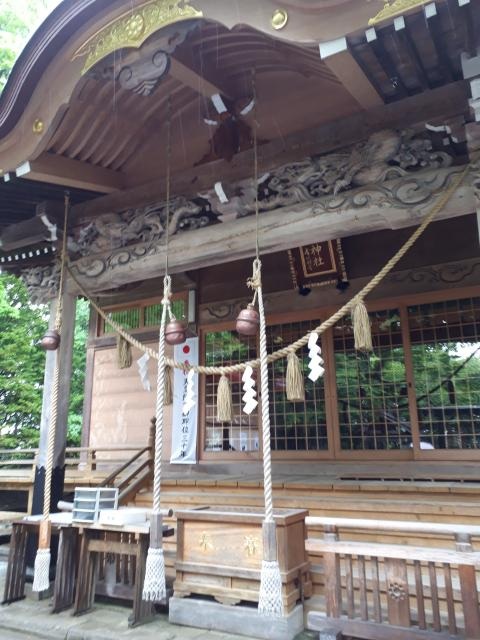 相馬神社(北海道澄川駅) - 本殿・本堂の写真