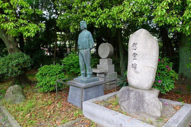 大阪護國神社(大阪府住之江公園駅) - 像の写真