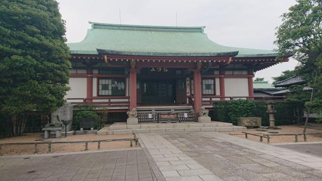 東京都吉祥寺の本殿