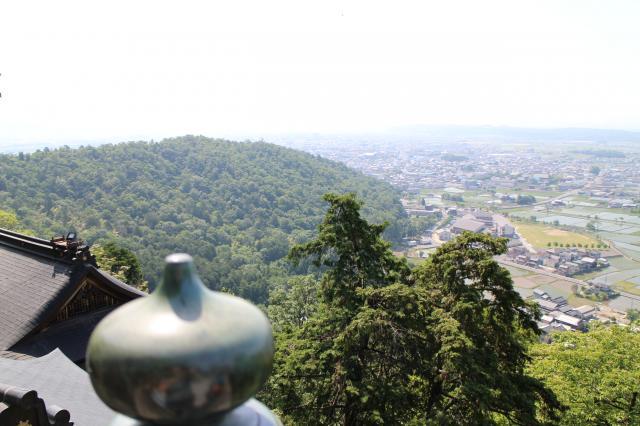 阿賀神社の景色