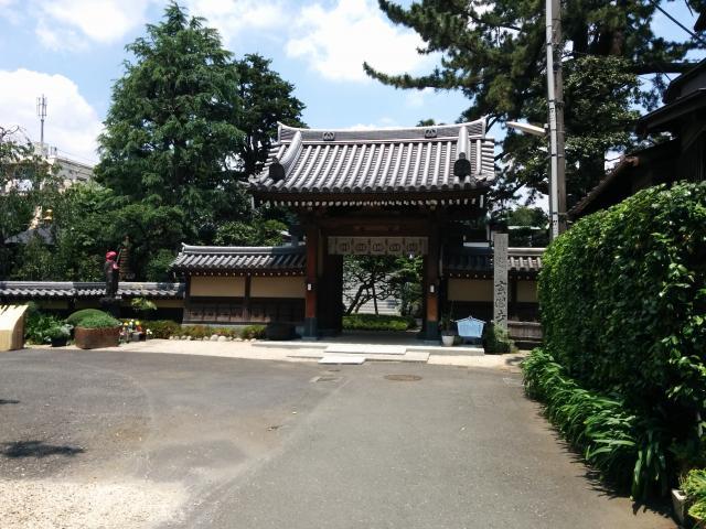 諏訪神社の近くの神社お寺|玄国寺