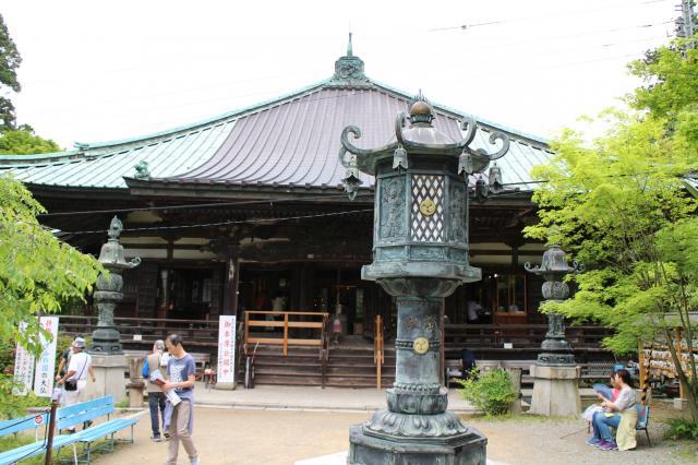 大阪府施福寺の本殿