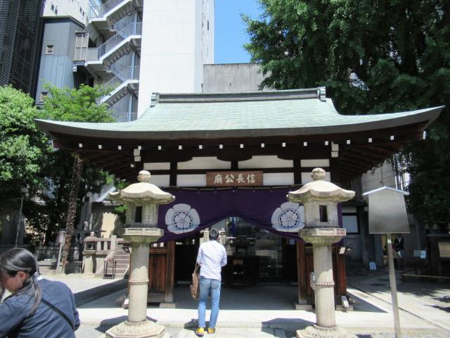 本能寺(京都府京都市役所前駅) - 本殿・本堂の写真