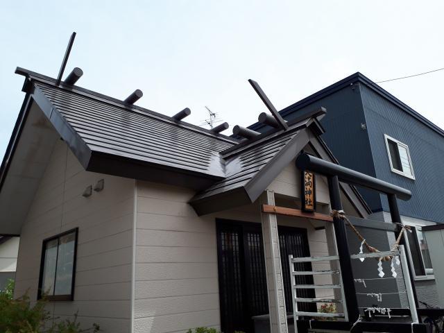 大天満神社(北海道元町(札幌)駅) - 本殿・本堂の写真