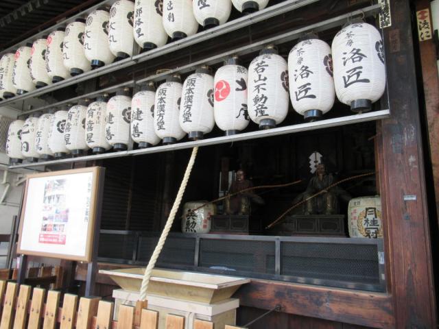 八坂神社御旅所の本殿