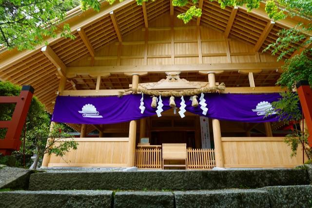 高鴨神社(奈良県北宇智駅) - 本殿・本堂の写真