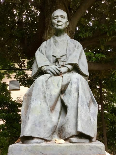 熊野神社(東京都自由が丘駅) - 像の写真