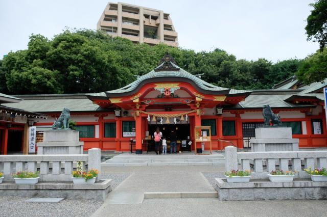 金神社(岐阜県名鉄岐阜駅) - 本殿・本堂の写真