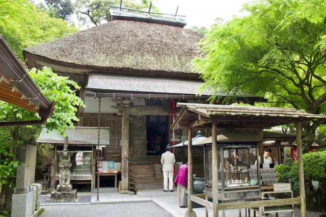 佐賀県大興善寺の本殿