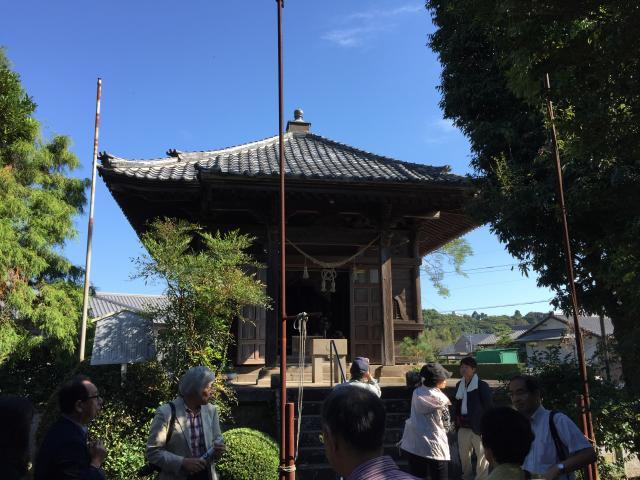景清廟のお墓