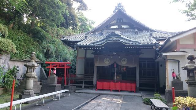 徳寿院の本殿