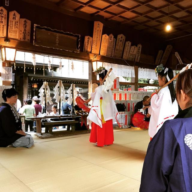 不乗森神社(愛知県)