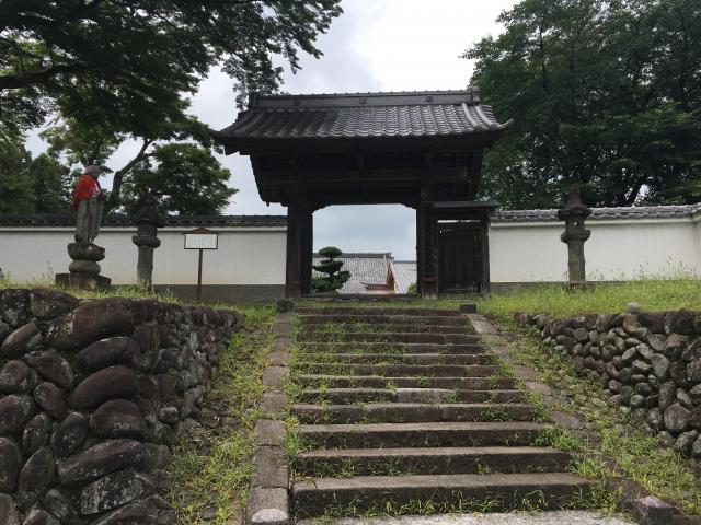 群馬県大聖護国寺の山門