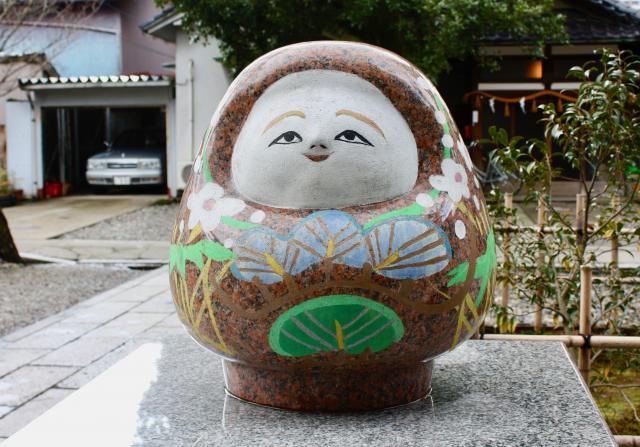 石川県安江八幡宮の写真