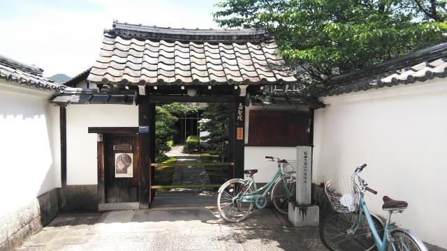 寿聖院の山門