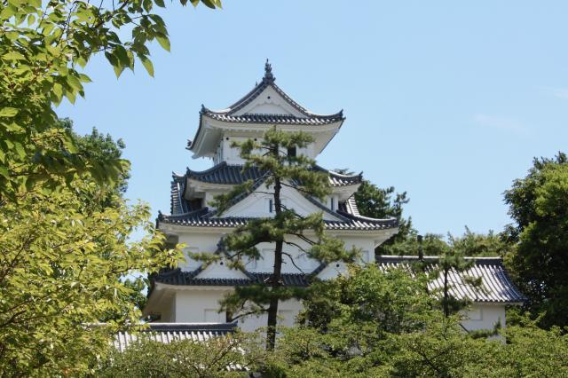 常葉神社の周辺