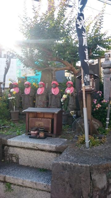 神奈川県六地蔵の写真