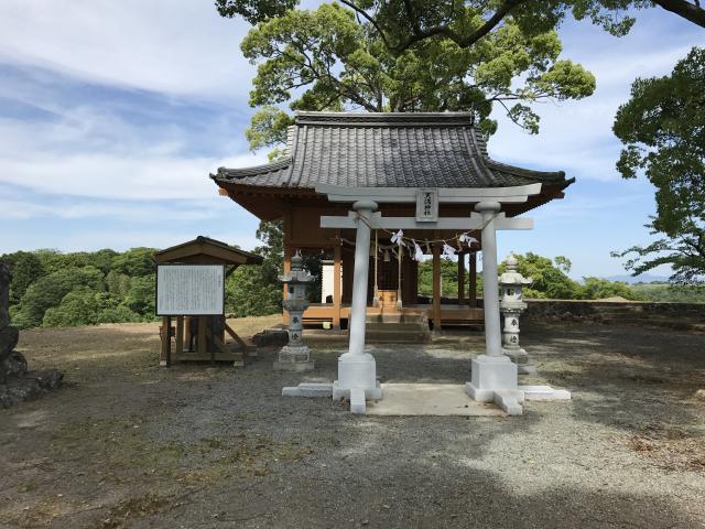 天満神社の本殿