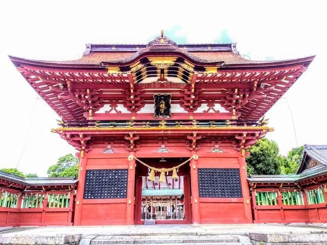 伊賀八幡宮の写真