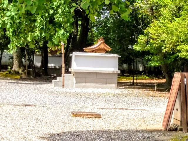伊賀八幡宮(愛知県北岡崎駅) - その他建物の写真