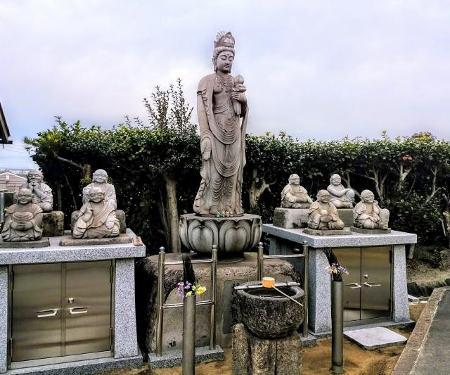 祥雲山 長源寺の仏像
