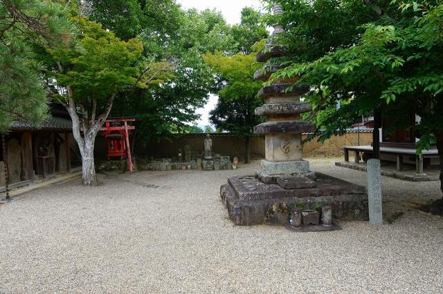 新薬師寺の建物その他