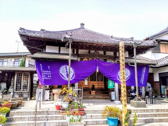 慈悲山 清水寺の本殿