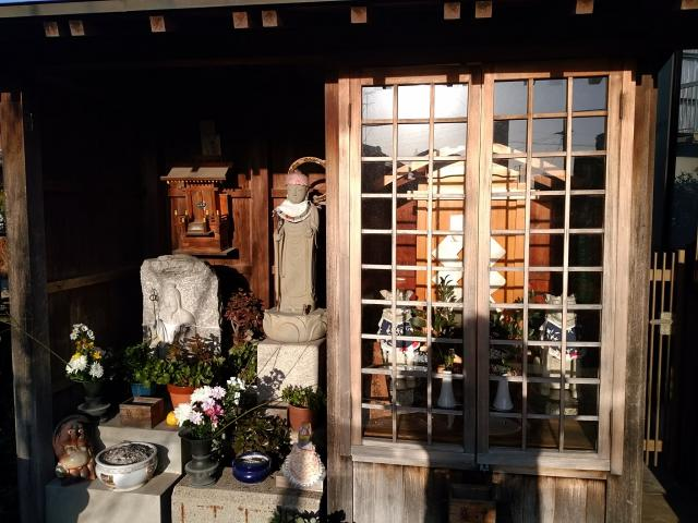 慈悲山 清水寺の仏像