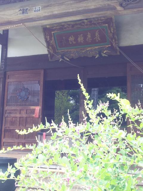 埼玉県長喜院の本殿