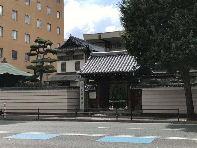 東長寺の近くの神社お寺|乳峰寺