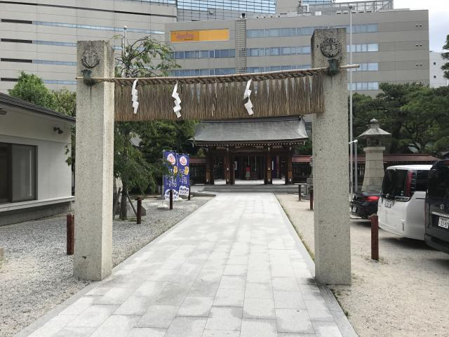 警固神社(福岡県天神駅) - その他建物の写真