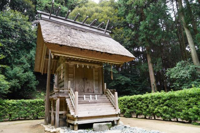 櫻井神社の近くの神社お寺|桜井大神宮