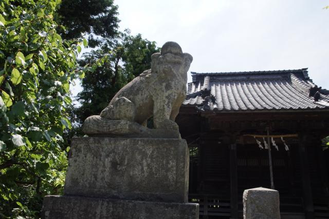八坂大神の狛犬