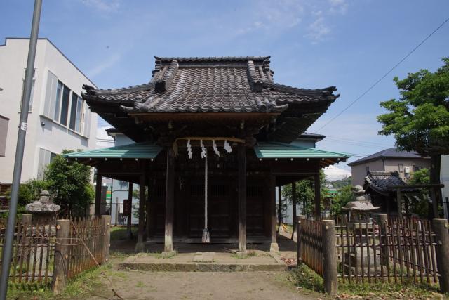 巽神社(神奈川県鎌倉駅) - 本殿・本堂の写真