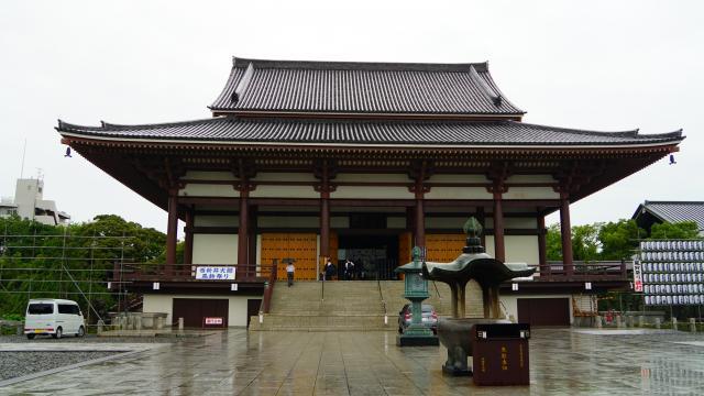 西新井大師總持寺
