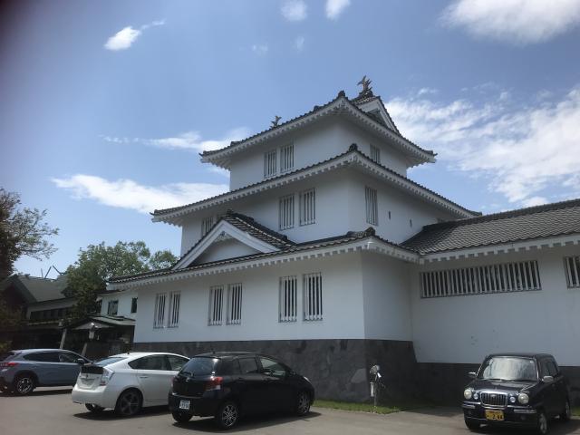 鳥取神社の周辺