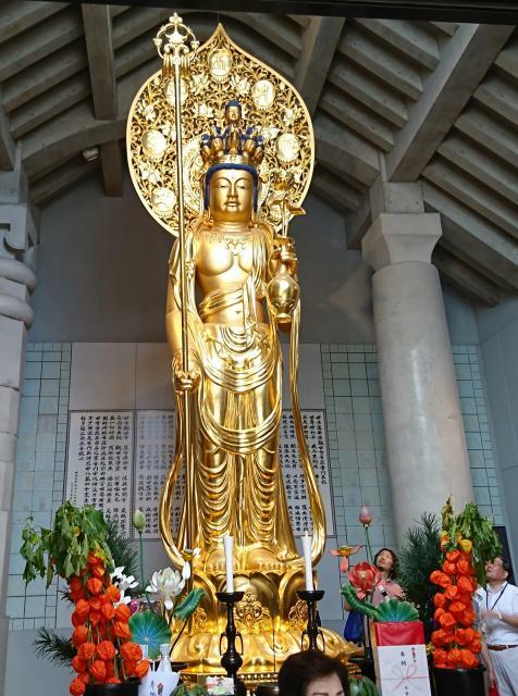 光源寺の仏像