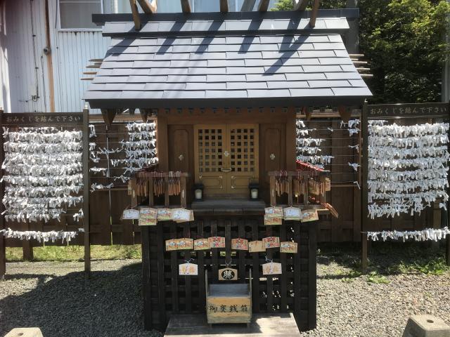 釧路八幡宮の末社
