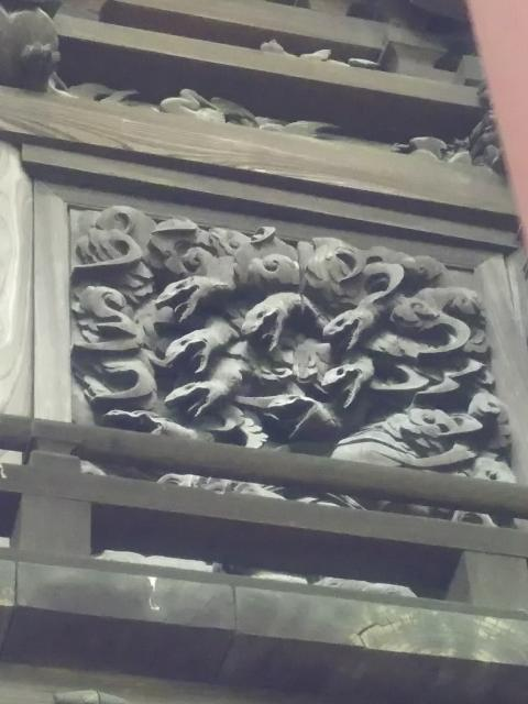 大曽根八幡神社の芸術