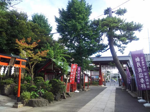立石熊野神社(東京都青砥駅) - その他建物の写真