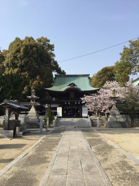 愛媛県厳島神社の建物その他