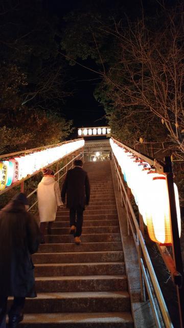 神奈川県甘縄神明神社の初詣