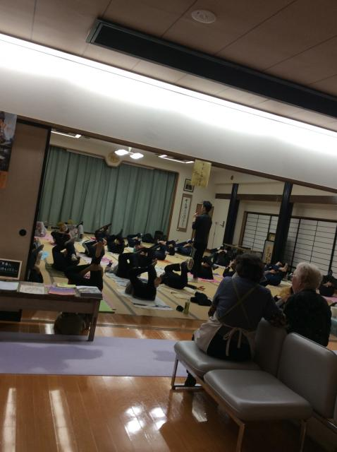湯川寺の体験その他