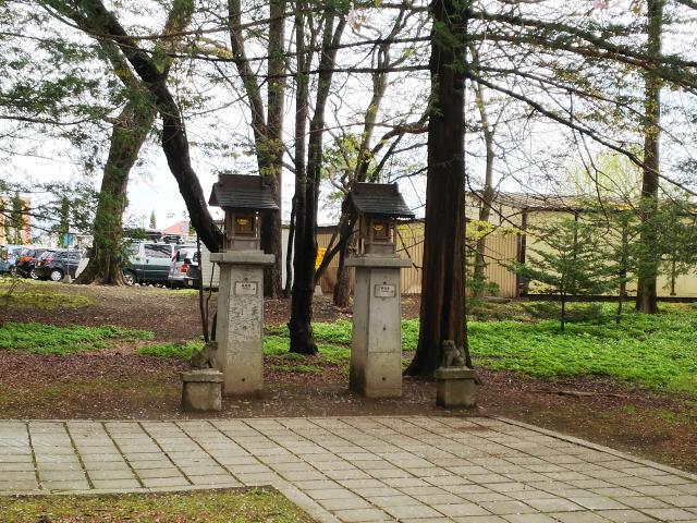 音更神社の建物その他