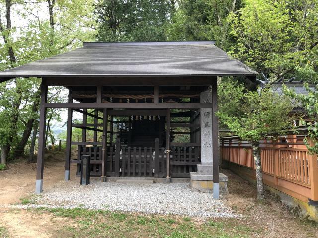 岐阜県飛騨護国神社の末社