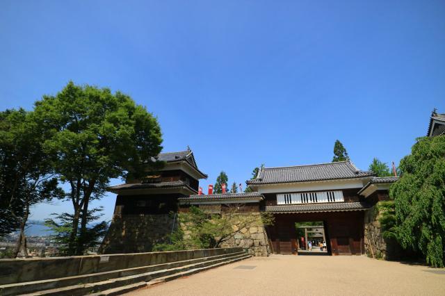 眞田神社の周辺