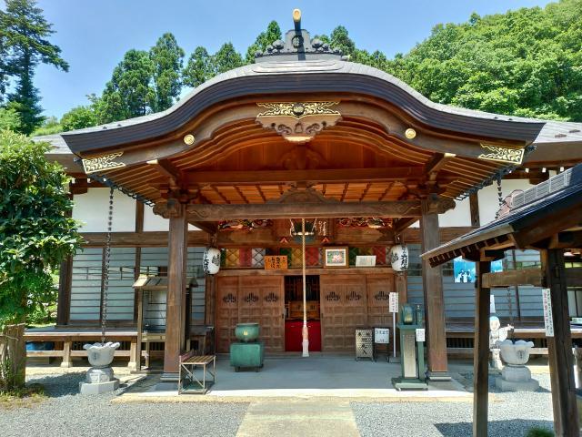 山んね稲荷神社の近くの神社お寺|大慈寺