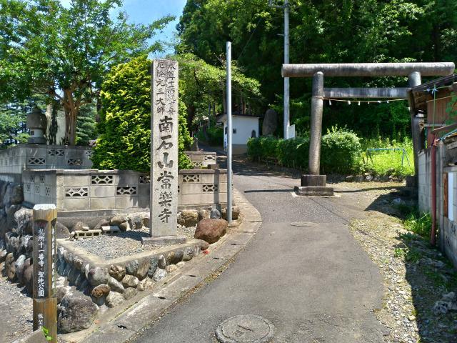 埼玉県上之臺稲荷神社の建物その他