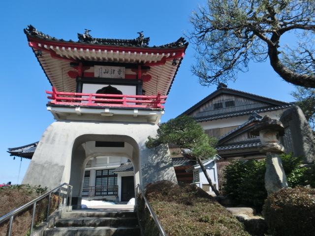 鳥取県法城寺の建物その他